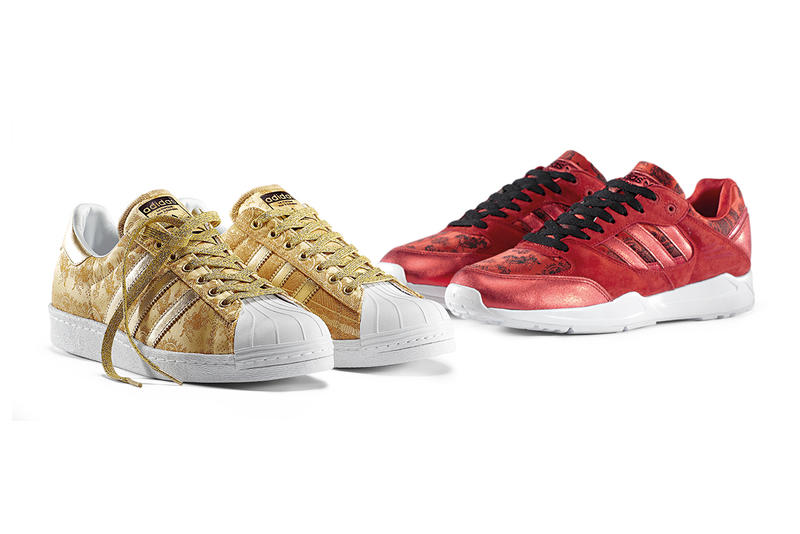 new concept aa094 94052 adidas Originals 2014 Chinese New Year Pack