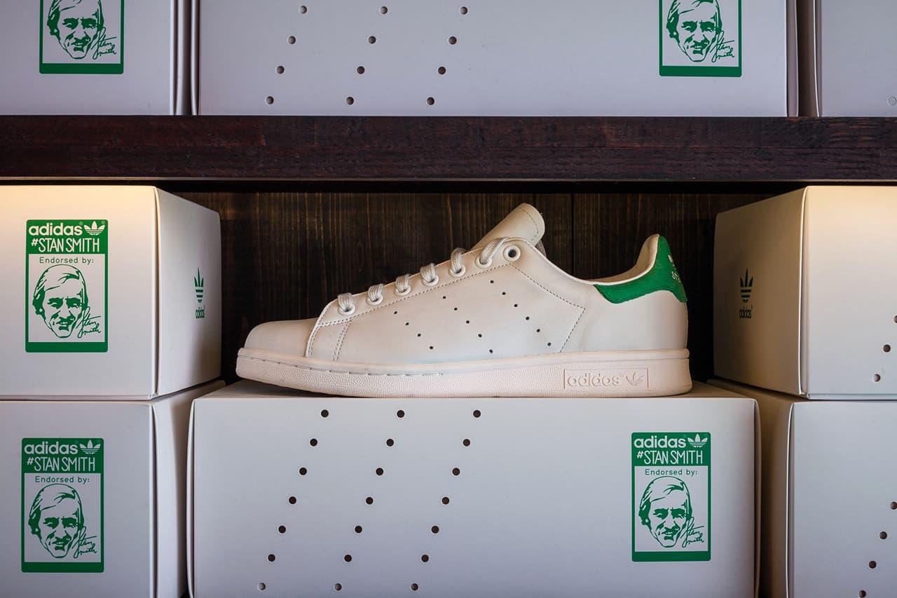 "adidas Originals ""The Stan Smith's: Return of the Classic"" Exhibition @ Dahood Shanghai Recap"