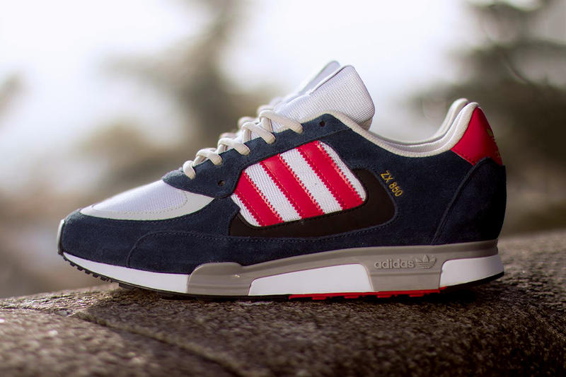 5c48d8b6792f Essentially a slight modification of the ZX 800 – long a favorite of adidas  s David adidas zx 850 ...