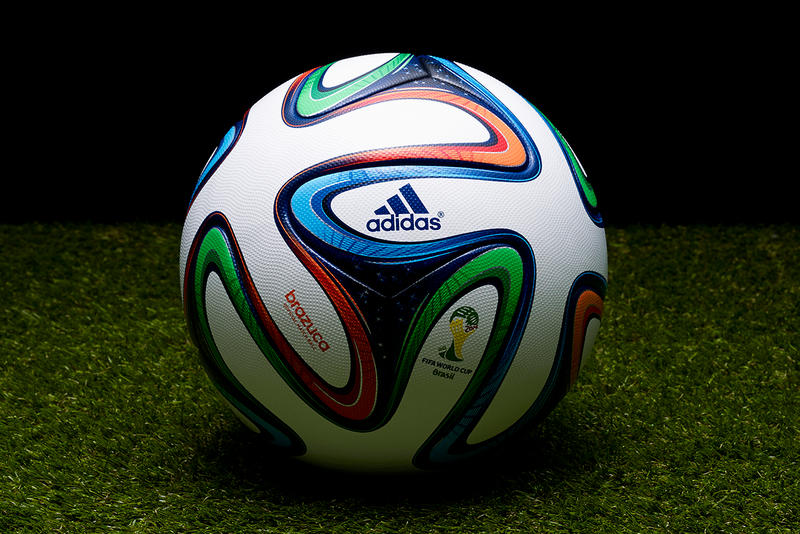 newest cdf73 85e9f Today adidas unveils the brazuca – the official match ball for the 2014  FIFA World Cup in Brazil.