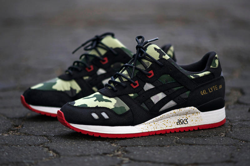 "An Exclusive Look at the BAIT x ASICS Gel Lyte III ""Basics Model-001 ... 55a9c95d9"
