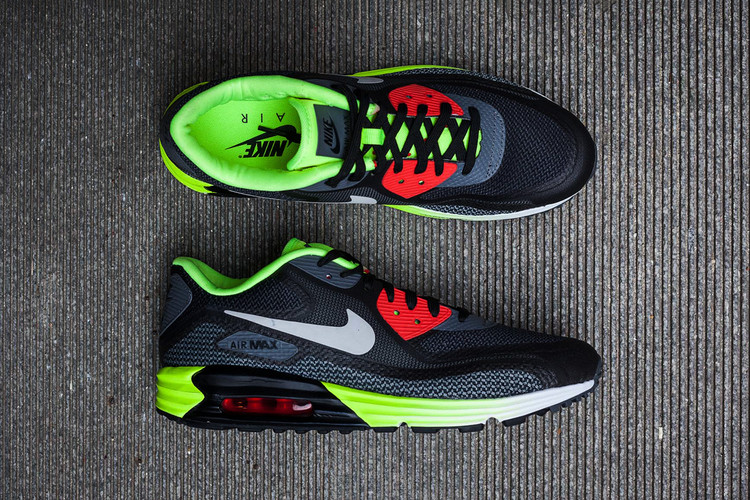 7e07935b79c1 An Exclusive Look at the Nike Air Max Lunar90 Black Cool Grey-Anthracite-