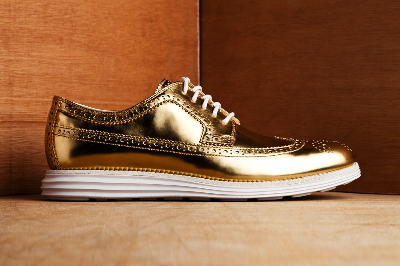Cole Haan Limited-Edition Gold