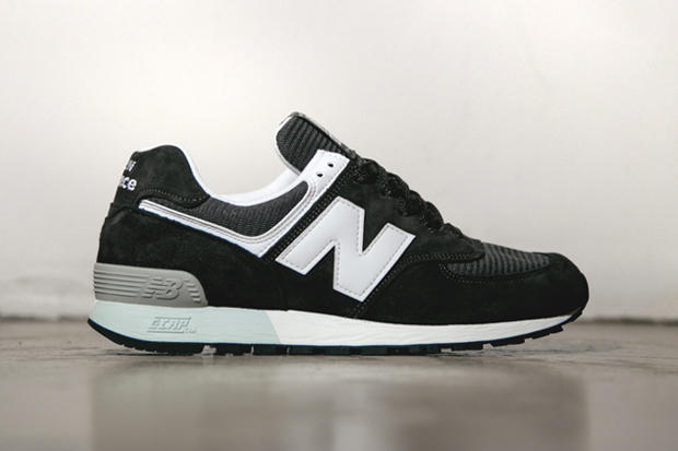 New Balance presents a quartet of new colors for the Made in USA 576 as  part of its Suede ec45210b8