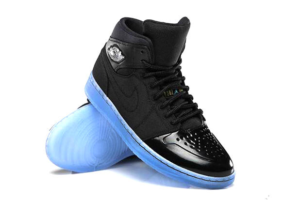 """brand new 67136 a8b24 Done up to resemble the forthcoming """"Gamma Blue"""" edition of the Air Jordan  11 is this take on the"""