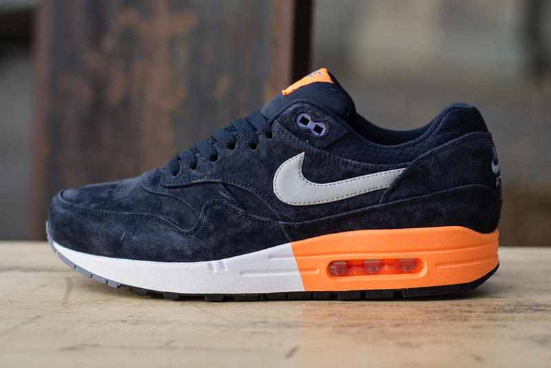 new product 1b04d d1c6d Coming soon from Nike Sportswear is the latest premium take on the  ever-popular Air Max 1. Covered