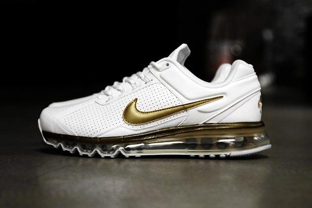 Nike Air Max 2013 Leather QS White