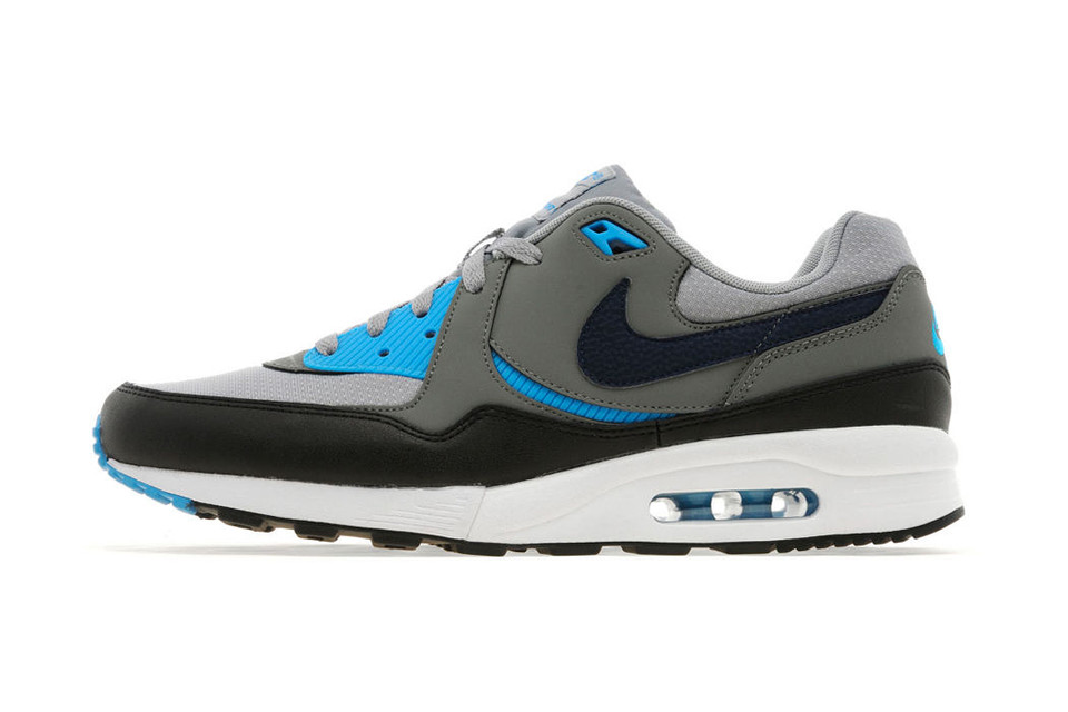 outlet store ffa07 25701 Nike Air Max Light Base Grey Dark Obsidian JD Sports Exclusive