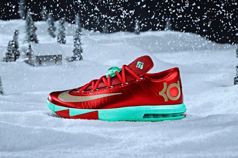 a1c702d82b590c Nike Basketball 2013 Christmas Pack. This holiday season