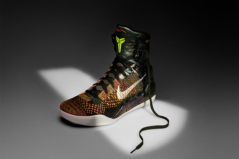 5454b73c9df3 Nike Kobe 9 Elite. For the first time since 2007 and the release of his  third signature silhouette