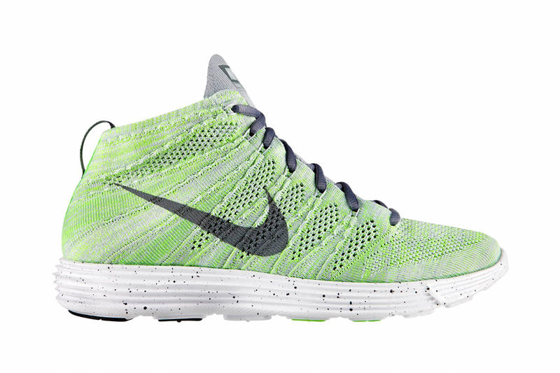 6038dde38167 After a release of three colorways for its Lunar Flyknit Chukka ahead of  the fall season