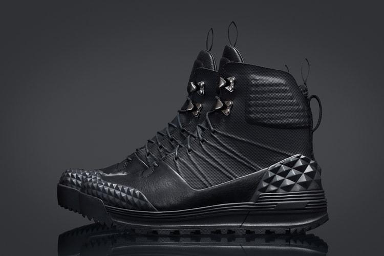 huge selection of 3d3c5 111ce Nike Unveils New Lunarterra Arktos SP