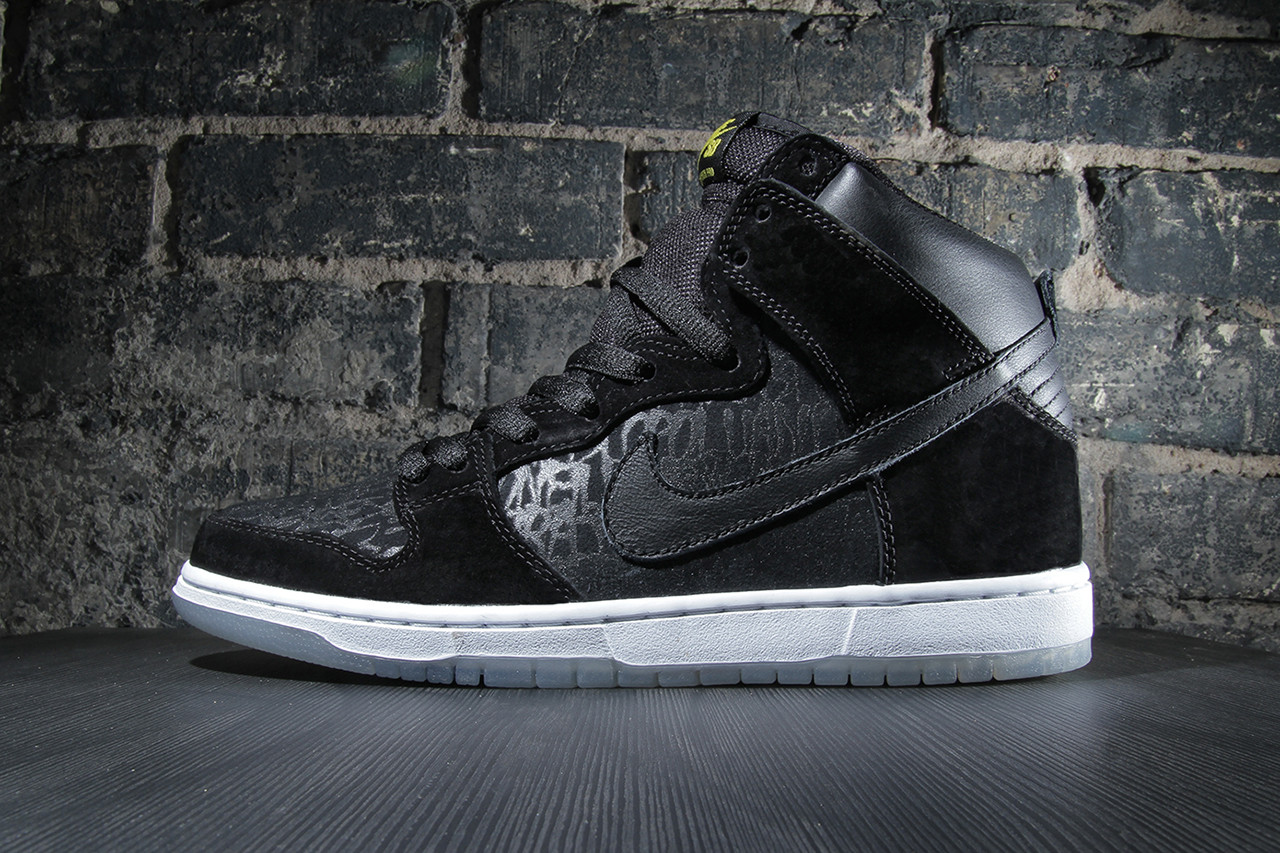 Neckface x Nike SB Dunk High Pro