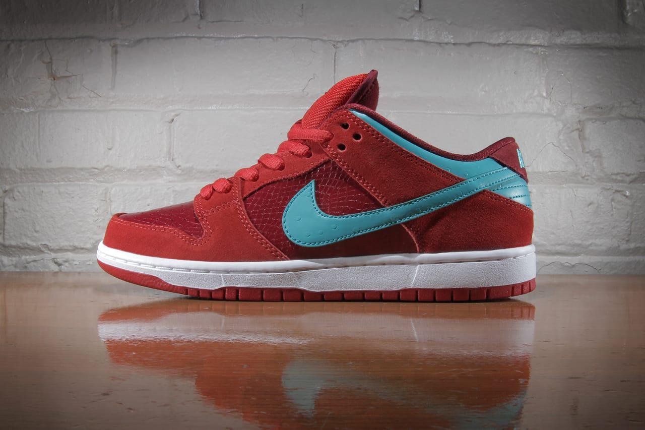 Nike SB Dunk Low Pro Brickhouse/Turbo
