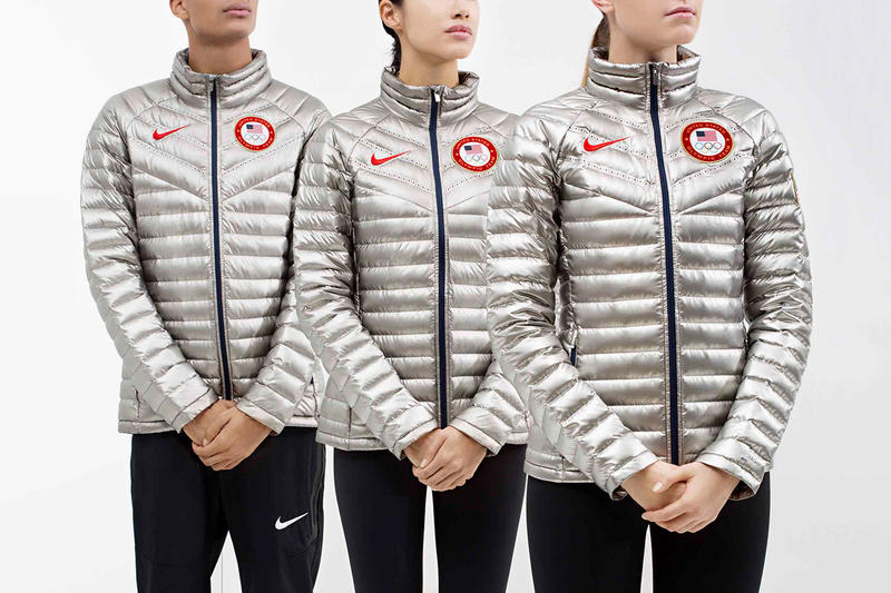 85906ab50a9 Nike Unveils Team USA Medal Stand Apparel for 2014 Sochi Winter Olympics