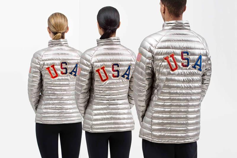 Nike Unveils Team USA Medal Stand Apparel for 2014 Sochi