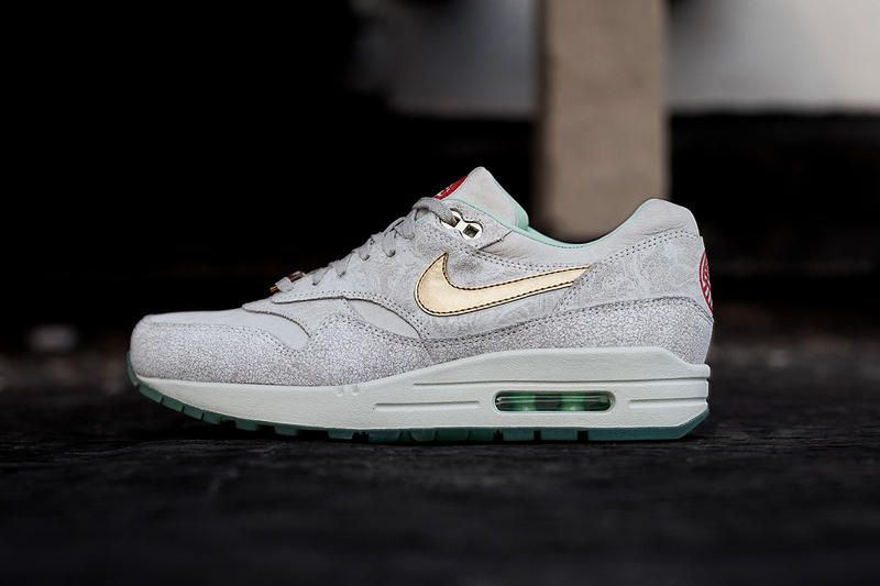"""best sneakers a873d 51daa Nike WMNS presents its special """"Year of the Horse"""" edition of its Air Max 1  model. Celebrating the"""