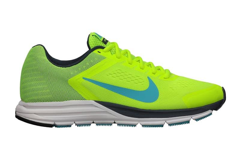 new concept 0e890 db841 Nike Zoom Structure+ 17 Volt/Gamma Blue | HYPEBEAST