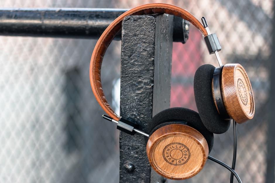 The Bushmills x Grado Labs Limited Edition Headphone