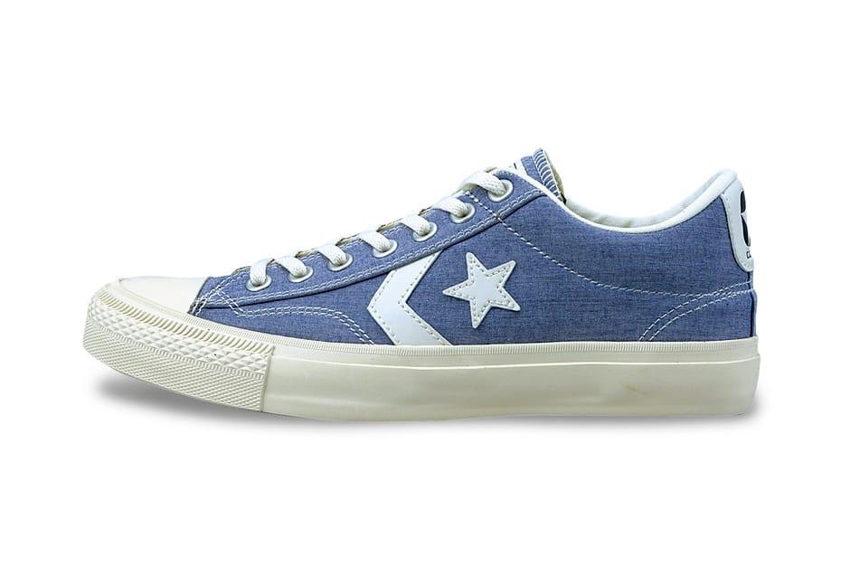 XLARGE x Converse Japan Canvas Star