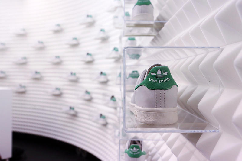 new arrival 43dfb 412ff adidas Originals Stan Smith Launch Event @ The Old Trueman ...
