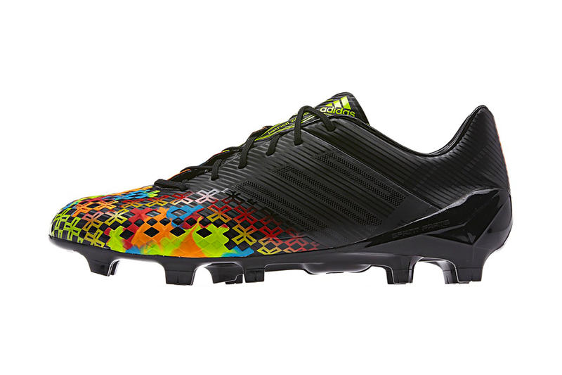 adidas has unleashed a duo of colorfully accented colorways for its new adidas  Predator LZ TRX FG 00f1aa79ad29