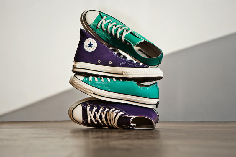 ab9599a9e954 Converse 2014 First String 1970s Chuck Taylor All Star Collection ...