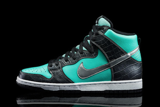 28f433a690a7 Nick Diamond has officially announced the release of the Diamond Supply Co.  x Nike SB Dunk High