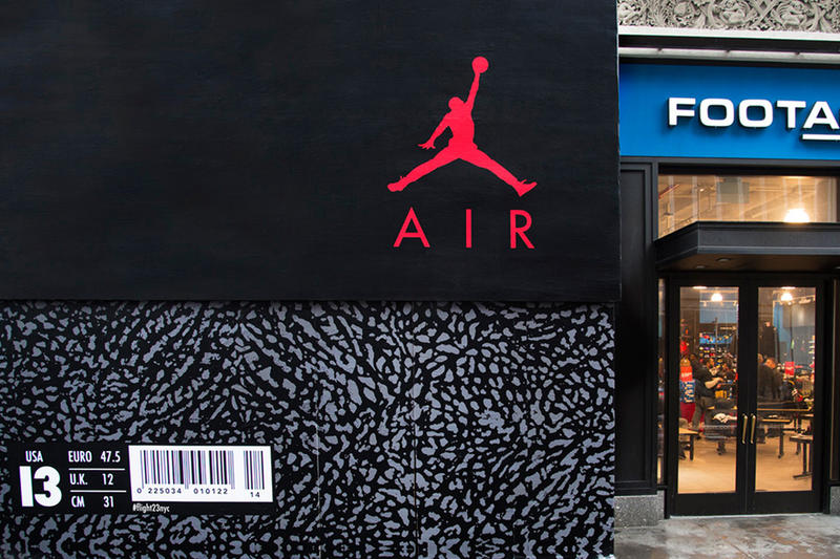 Jordan Brand Confirms First Jordan-Only Retail Store in North America