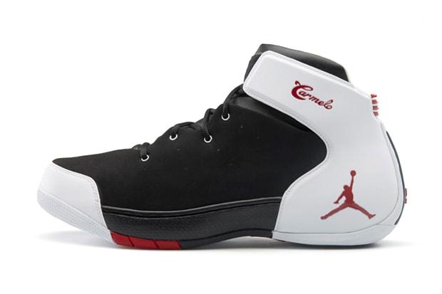 09e8a4d7558 Jordan Melo 1.5 Black Gym Red-White