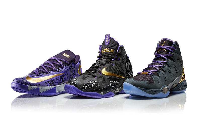 on sale 54d92 99917 For the fourth time in as many years, Nike honors Black History Month with  a collection of