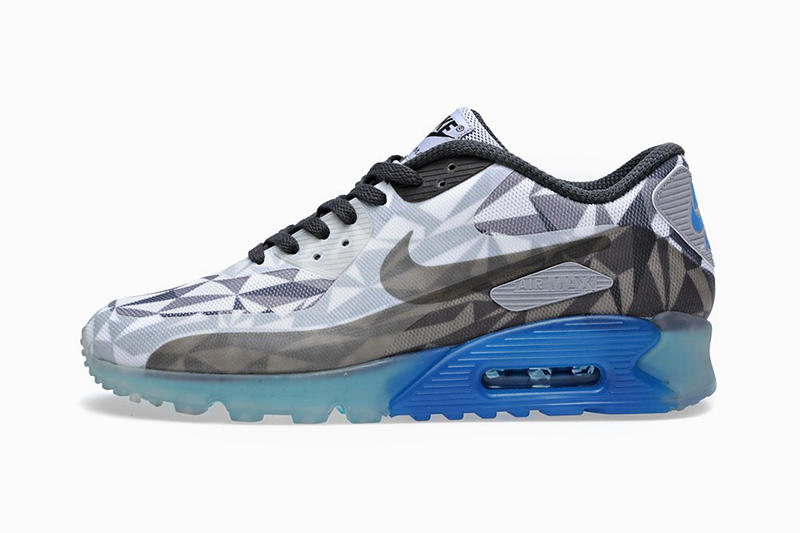 save off 71f0e 0b434 Nike Air Max 90 Ice
