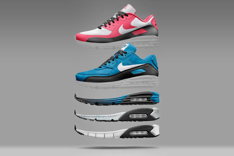 Nike Air Max 90 Now Available on NIKEiD