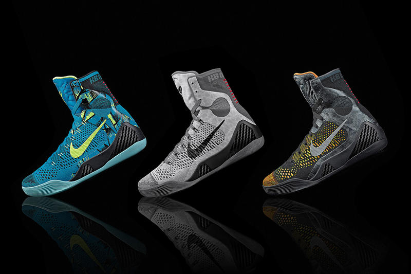 504005521a5 Nike Kobe 9 Elite Masterpiece Collection