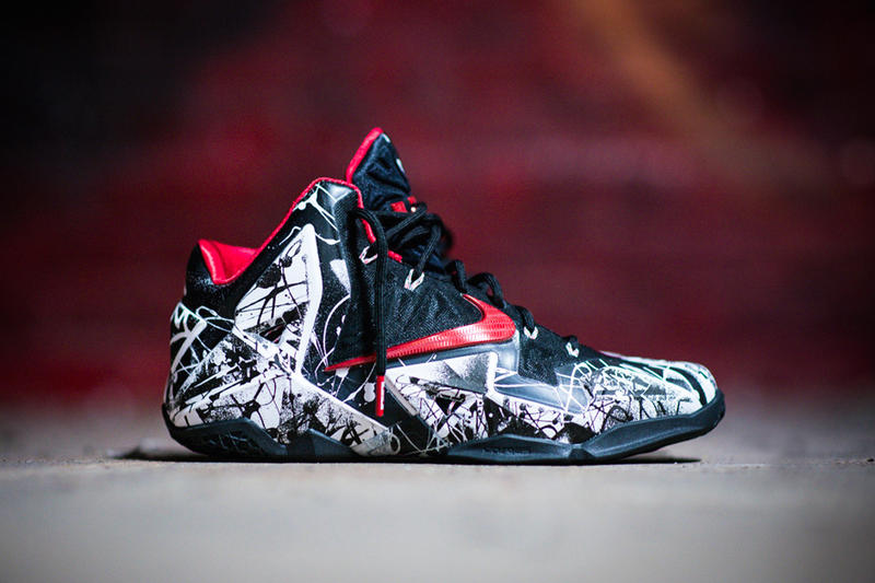 sports shoes a16f6 c9633 Bringing back a colorway that was last seen on the LeBron IV, Nike presents  the LeBron 11