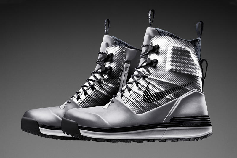 """best service cfd06 11e77 From Nike s """"Silver Speed"""" collection comes this Super Bowl Edition of the Lunar  Terra Arktos boot."""