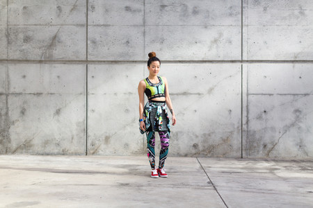 Streetsnaps: Sophia Chang at Agenda Long Beach