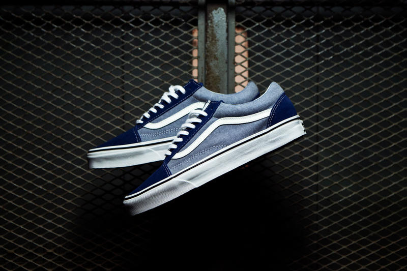 8ce1a52f2d05 Vans Classics 2014 Spring Old Skool Estate Blue. Spring to fall