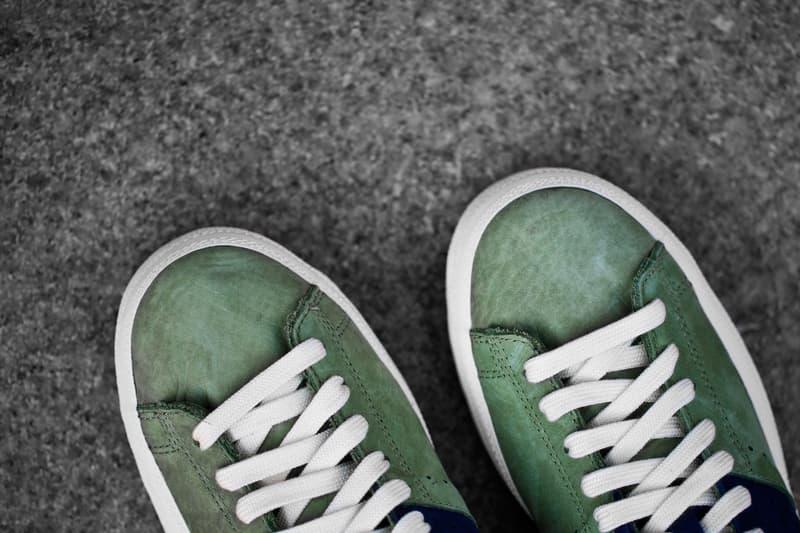A Closer Look at the adidas Originals Blue Matchplay