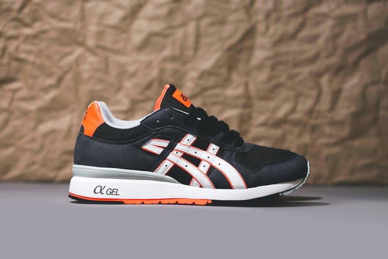 corona fondo Finanzas  ASICS GT-II Black/Bright Orange   HYPEBEAST