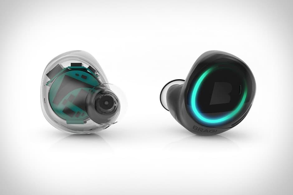 The Dash Smart Earphones