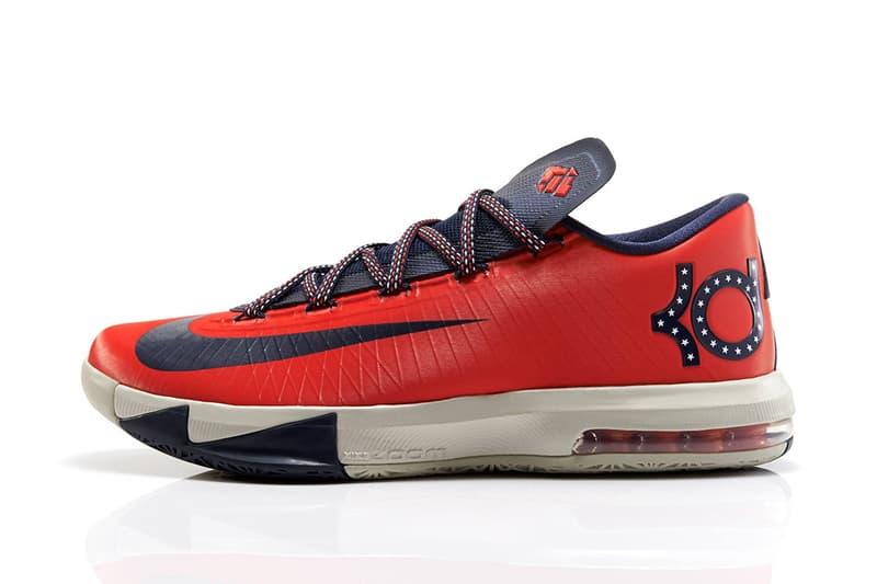 designer fashion ec3c5 62349 Nike KD VI