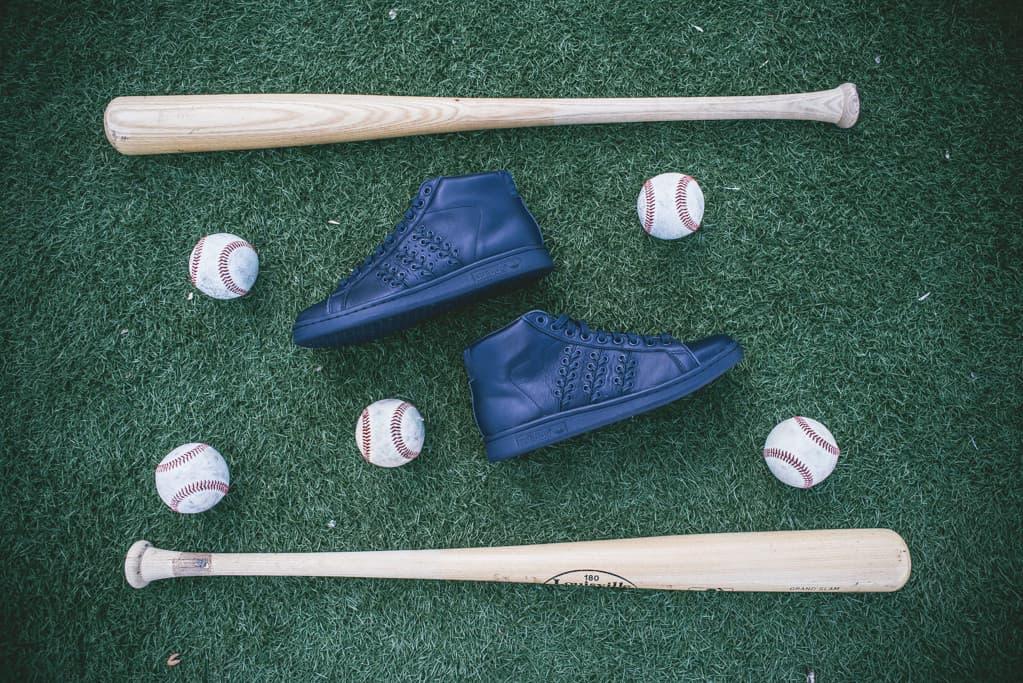 Opening Ceremony x adidas Originals 2014 Spring/Summer Baseball Stan Smith