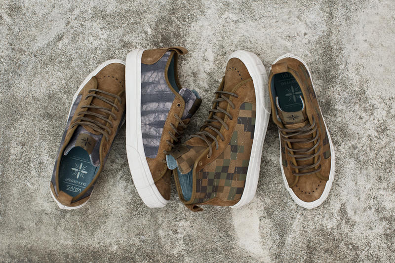 52a31c2a136fe3 From Taka Hayashi and Vans Vault s ongoing collaboration comes the TH Court  pack from the Spring
