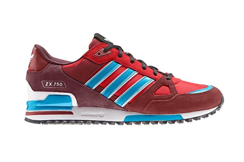 1dc5e0a3d5193 adidas Originals 2014 Spring Summer ZX Collection