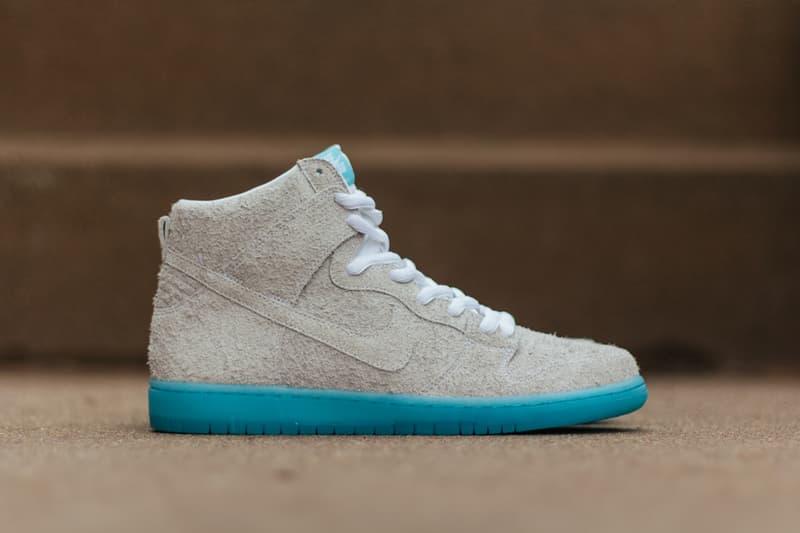 free shipping 34e38 dd8a4 Baohaus NY x Nike SB Dunk High Pro