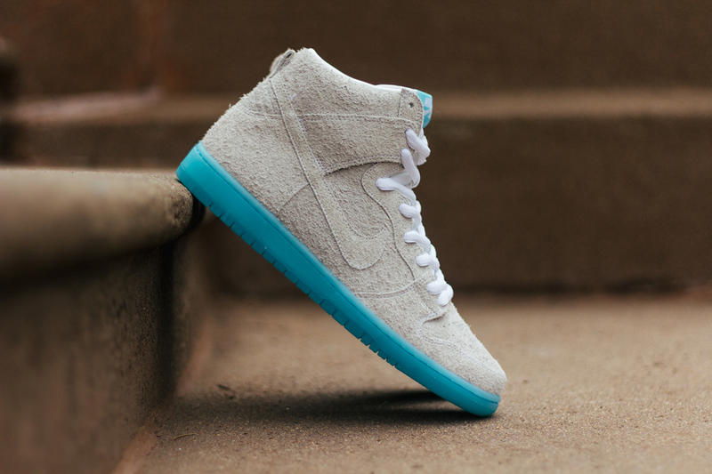 online store d84a9 390af Baohaus NY x Nike SB Dunk High Pro