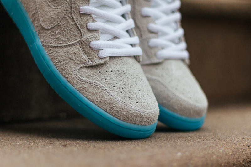 buy popular b0c87 a8c12 Baohaus NY x Nike SB Dunk High Pro