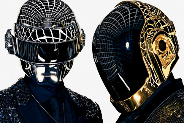 Daft Punk featuring Jay Z - Computerized