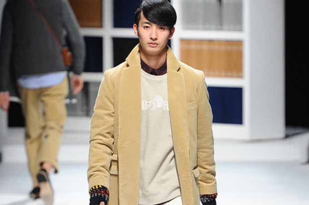 reputable site b66aa 618cf FACTOTUM 2014 Fall Winter Collection